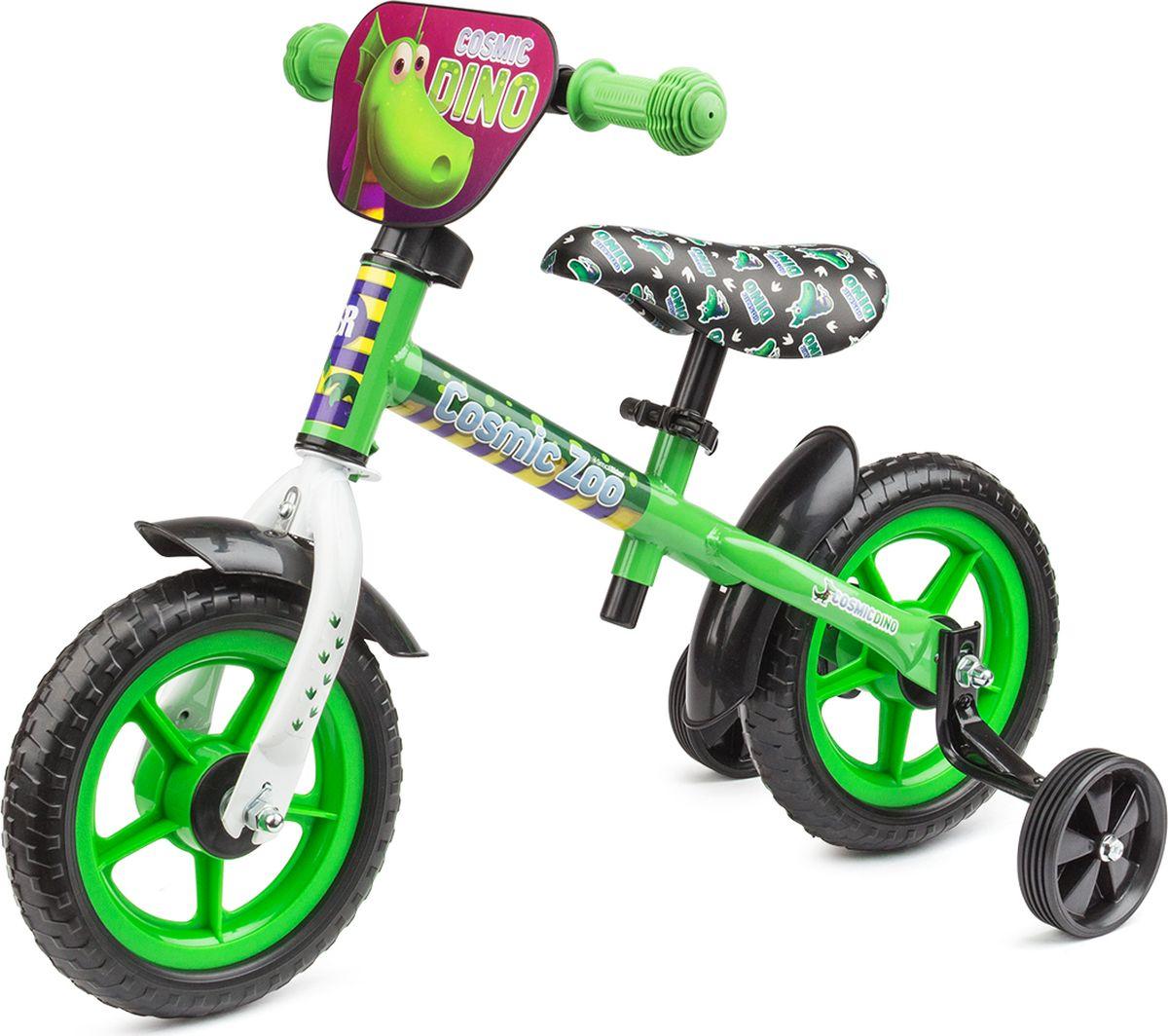 Cosmic Zoo Беговел детский Ballance цвет зеленый -  Беговелы