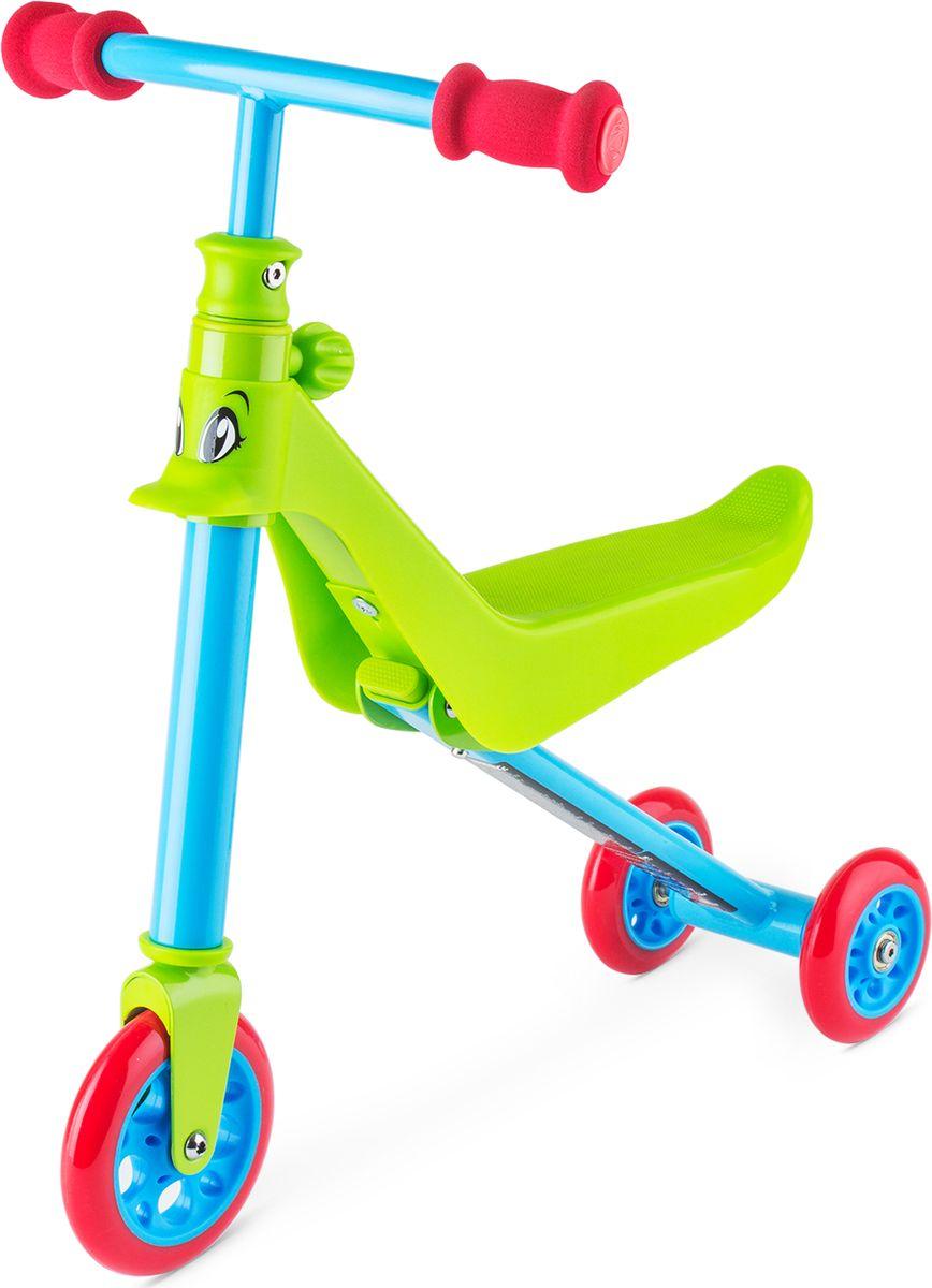 Zycom Беговел-самокат детский Zykster 2 in 1 цвет зеленый - Беговелы