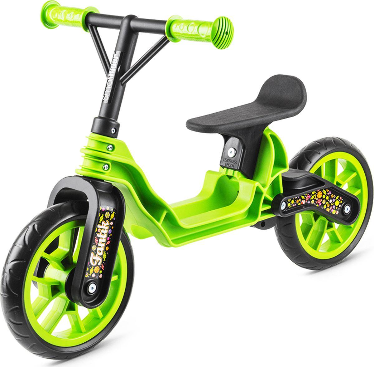 Small Rider Беговел детский Fantik цвет зеленый - Беговелы