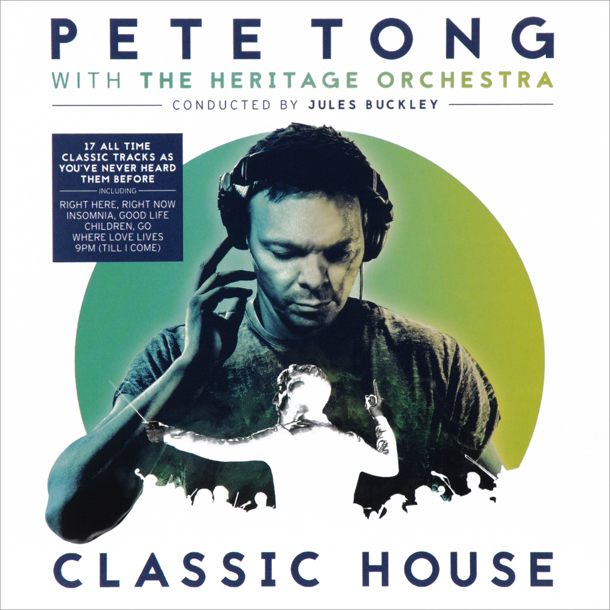 Пит Тонг,Cookie,Jamie Principle,Katy B,Элла Эйр,Джон Ньюман Pete Tong. Classic House vermeiren katy