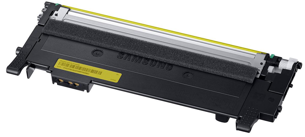 Samsung CLT-Y404S, Yellow тонер-картридж для Samsung SL-C430/C430W/C480/C480W/C480FWCLT-Y404S/XEVОригинальный тонер-картридж Samsung CLT-Y404S для лазерных принтеров SL-C430/C430W/C480/C480W/C480FW рассчитан в среднем на печать 1000 страниц. В данном картридже используются новые улучшенные компоненты, которые гарантируют надежность и максимальную производительность печати. Картридж Samsung наполняется под строгим контролем и содержит точно определенный объем тонера, что позволяет использовать 100% его емкости.
