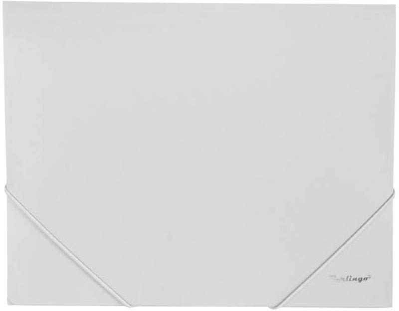 Berlingo Папка на резинке Standard цвет серый папка berlingo standard а4 500мкм на резинке серая