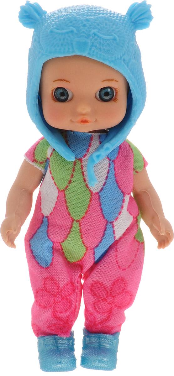 Veld-Co Мини-кукла Изабелла цвет розовый голубой veld co игровой набор с мини куклой my lovely princess цвет одежды сиреневый розовый голубой