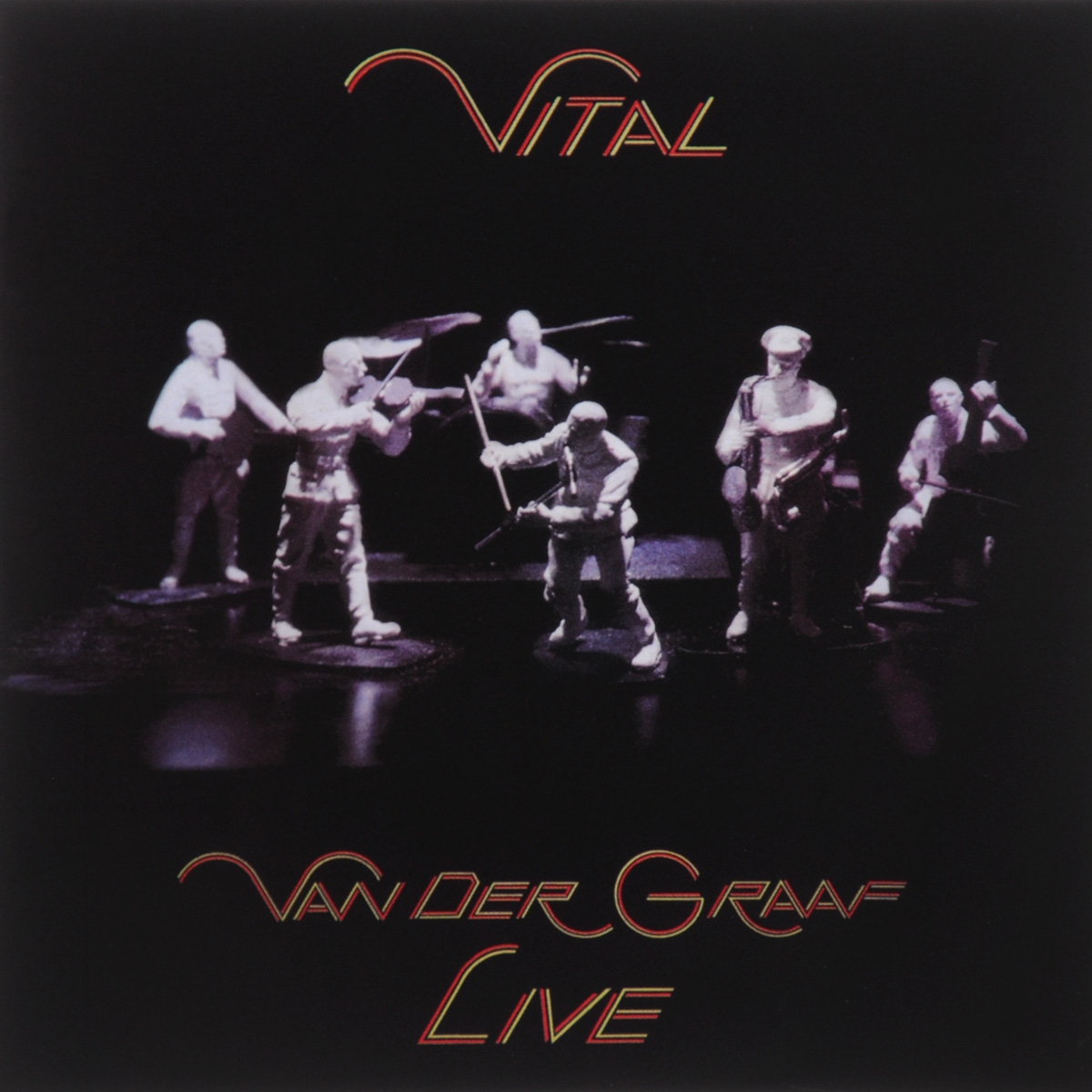 Van Der Graaf Generator Van Der Graaf Generator. Vital (2 CD) van der graaf generator van der graaf generator after the flood at the bbc 1968 1977 2 cd