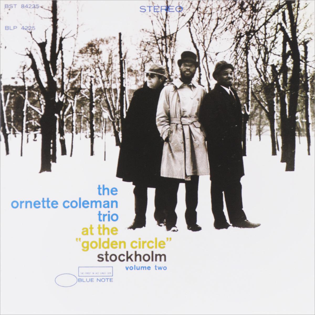 Орнэт Коулмен Ornette Coleman. At The Golden Circle. Vol.1 коулмен хокинс coleman hawkins desafinado