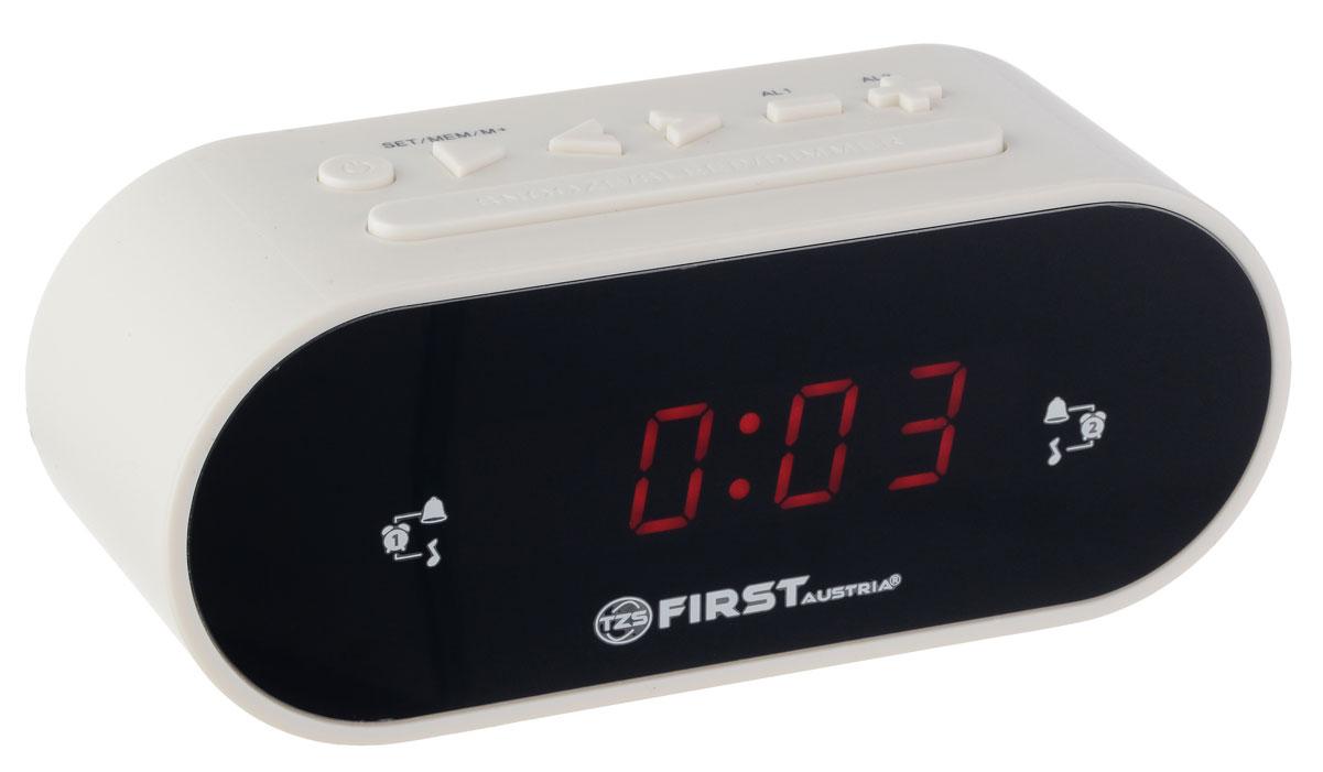 First FA-2406-5-WI радиочасы - Радиобудильники и проекционные часы