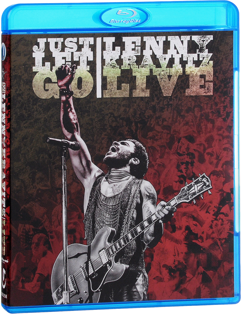 Lenny Kravitz: Just Let Go Lenny Kravitz Live (Blu-ray) jd mcpherson jd mcpherson let the good times roll