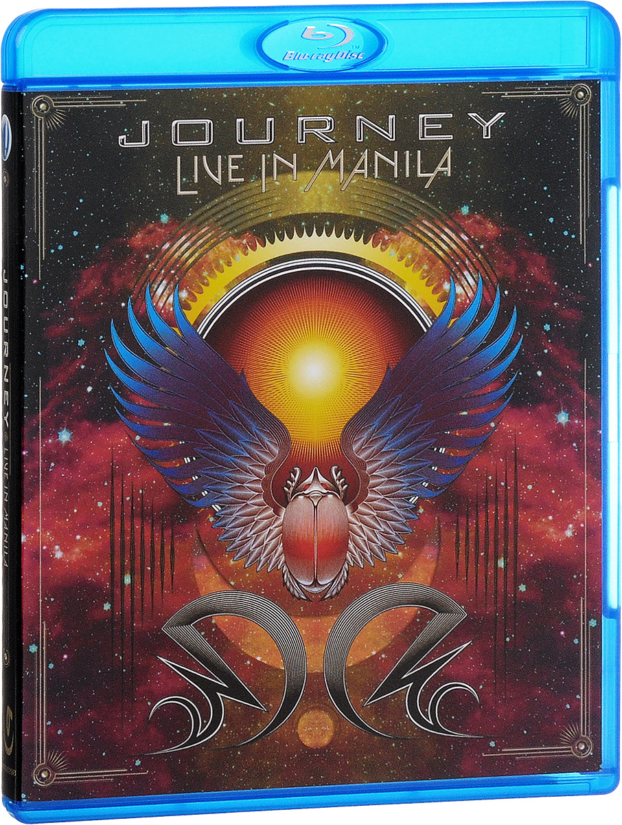 Journey: Live In Manila (Blu-ray) toto tour live in poland 35th anniversary blu ray