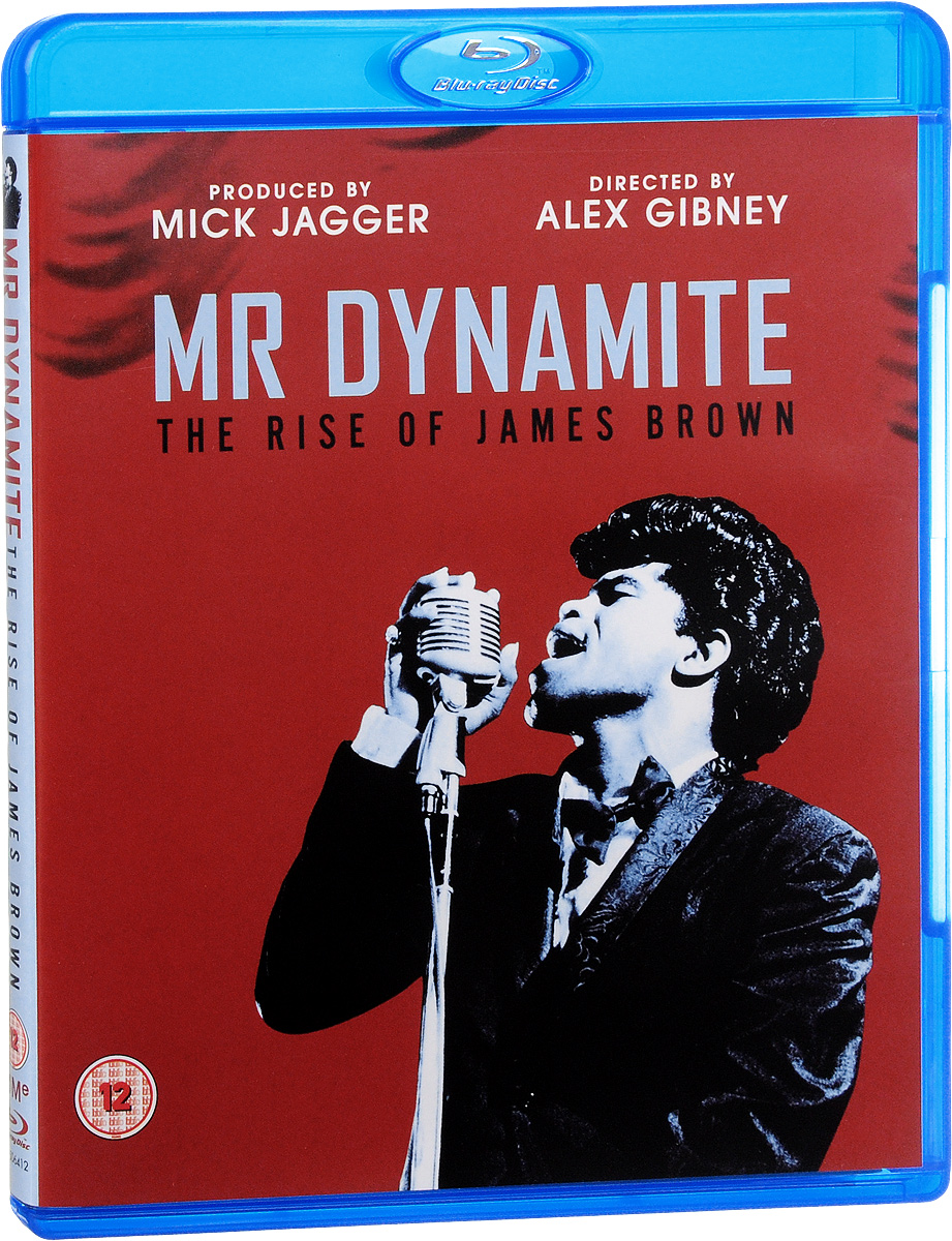 Mr. Dynamite: The Rise Of James Brown (Blu-ray) видеоигра для pc медиа rise of the tomb raider 20 летний юбилей
