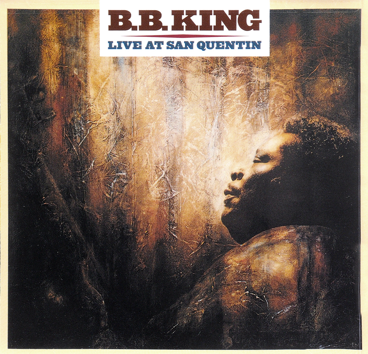 Би Би Кинг B.B. King. Live At San Quentin открывалка мультидом би