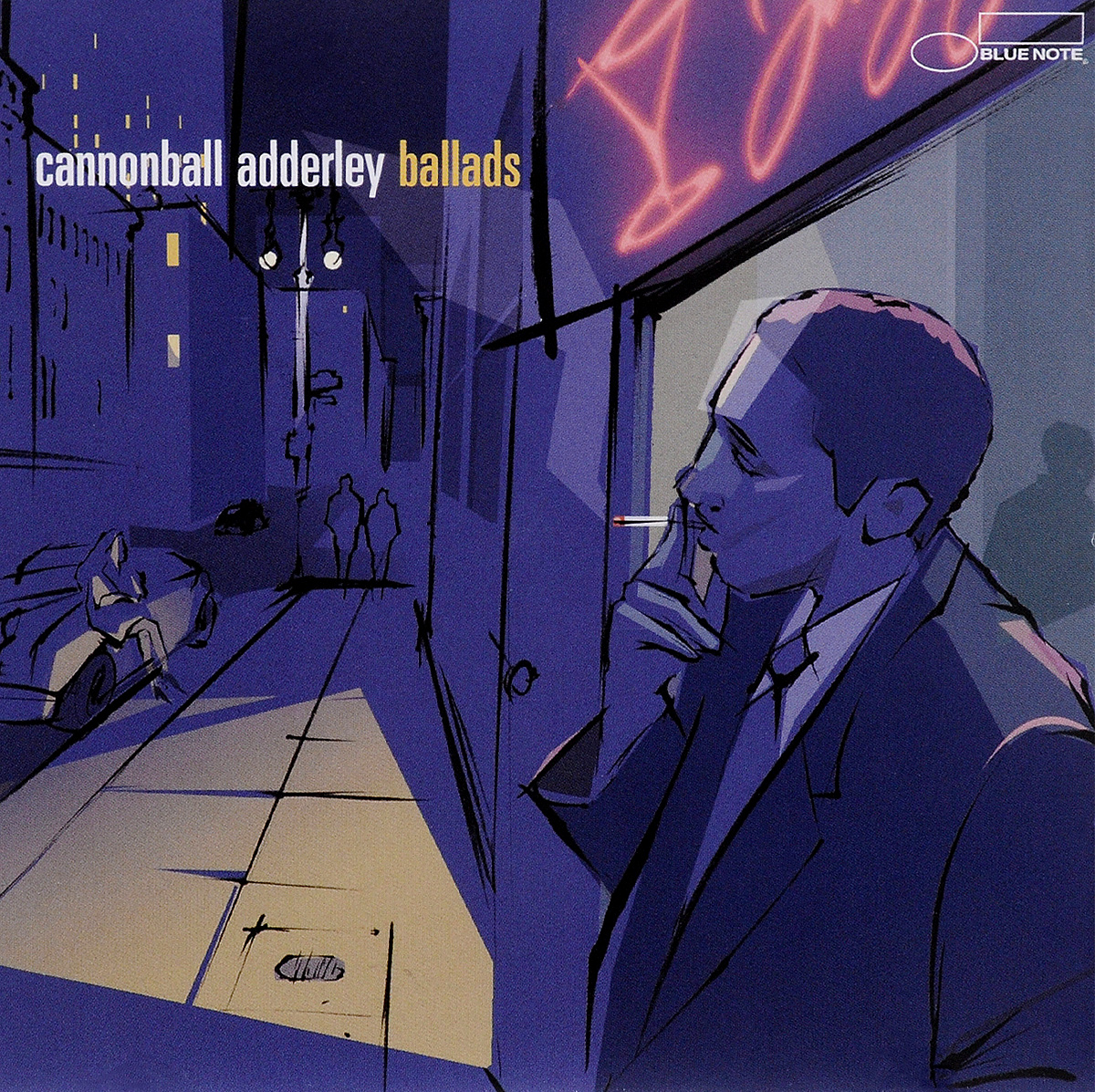 Кэннонболл Эдерли Cannonball Adderley. Ballads adderley cannonball adderley cannonball things are getting better