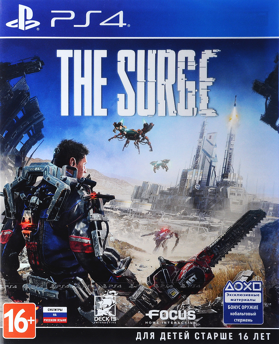 Zakazat.ru The Surge (PS4)