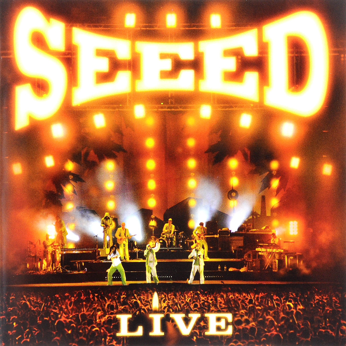 Seeed Seeed. Live seeed frankfurt am main