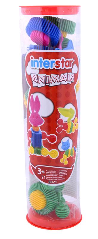 Interstar Конструктор Animals miniland interstar links 68 деталей