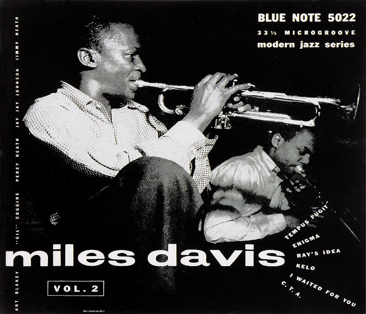 Майлз Дэвис,Джей Джонсон,Джимми Хит,Гил Коггинс,Перси Хит,Арт Блэйки Miles Davis. Volume Two nexus confessions volume two