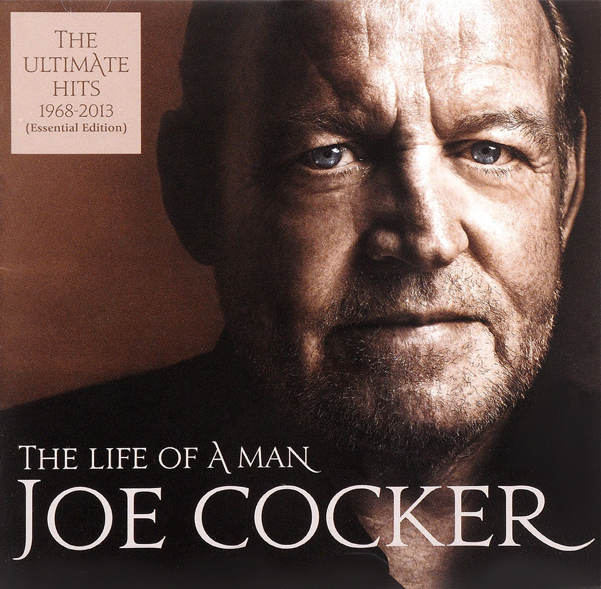 Джо Кокер Joe Cocker. The Life Of A Man. The Ultimate Hits 1968-2013. Essential Edition cd диск joe cocker the life of a man the ultimate hits 1964 2014 2 cd
