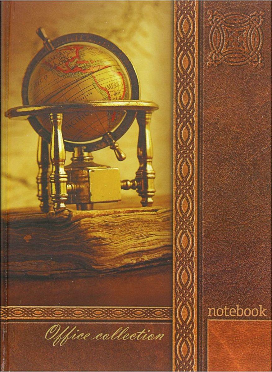 Бриз Бизнес-блокнот Глобус 80 листов1818417