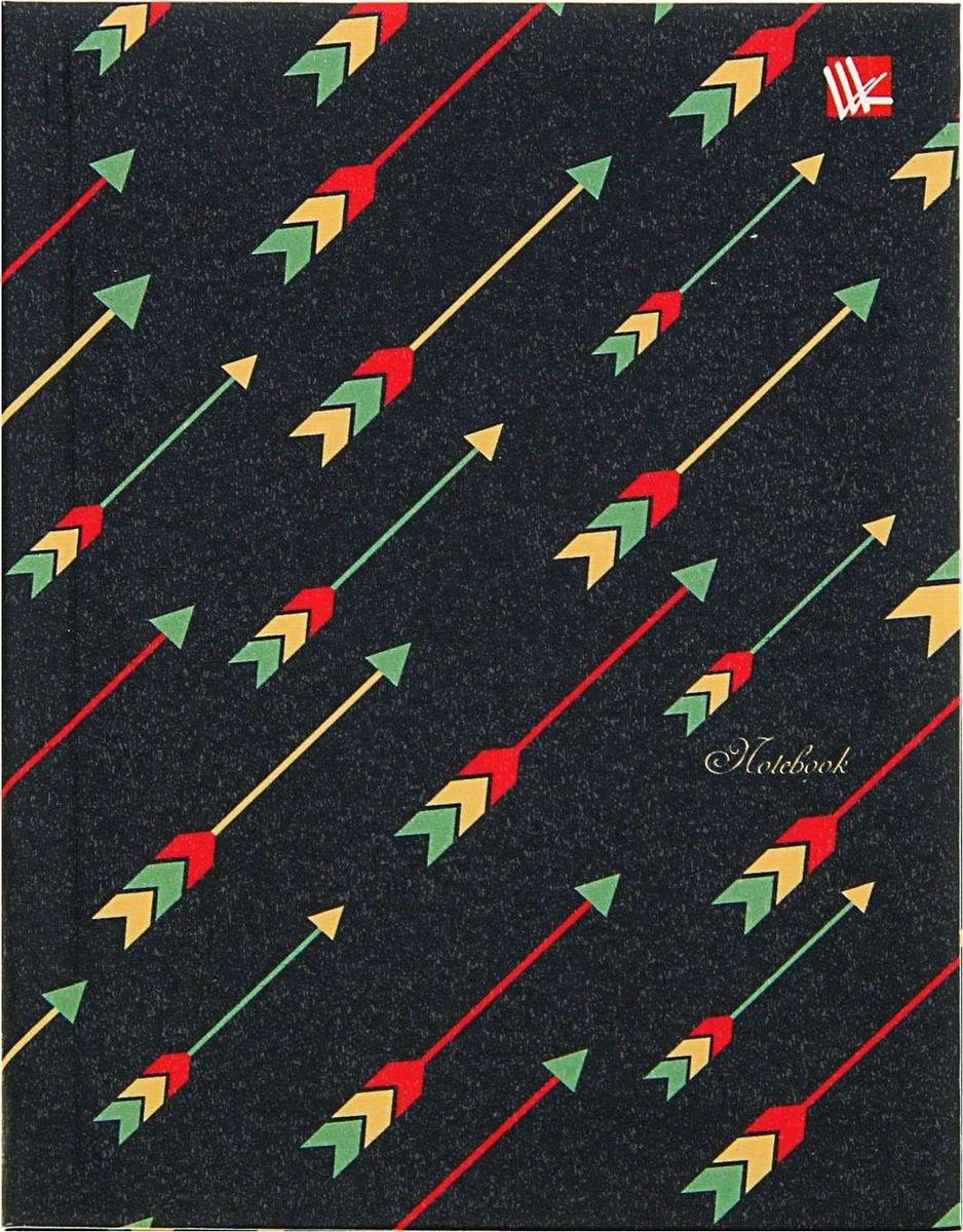 Эксмо Бизнес-блокнот Орнамент Стрелы 64 листа1820522
