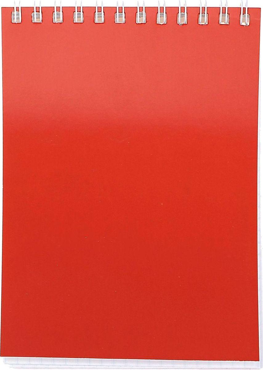 ПЗБФ Блокнот Корпоративный 40 листов цвет красный Формат A6649903Блокнот ПЗБФ Корпоративный формата A6 предназначен для записей и заметок. Обложка выполнена из картона. Внутренний блок содержит 40 листов в клетку. Такой аксессуар прекрасно подойдет для фиксации повседневных дел.