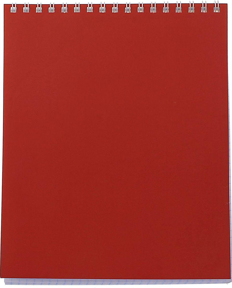 ПЗБФ Блокнот Корпоративный 40 листов цвет красный Формат A5649906Блокнот ПЗБФ Корпоративный формата A5 предназначен для записей и заметок. Обложка выполнена из картона. Внутренний блок содержит 40 листов в клетку. Такой аксессуар прекрасно подойдет для фиксации повседневных дел.
