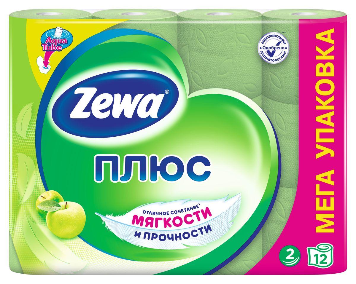 Туалетная бумага Zewa Плюс Яблоко, 2 слоя, 12 рулонов02.03.05.144098Туалетная бумага Zewa Плюс - это отличное сочетаниемягкости и прочности.Она одобренадерматологами и прекрасно подойдет всемчленам вашей семьи – и тем, кому нужна мягкая бумага, и тем,кому важна прочность. Позаботьтесьо себе и своих близких вместе с Zewa. Сенсация! Со смываемой втулкой Aqua Tube! Зеленая 2-х слойная туалетная бумага с ароматом яблока 12 рулонов в упаковке Состав: вторичное сырье Производство: Россия