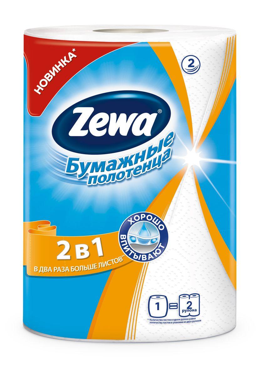 Полотенца бумажные Zewa, двухслойные, 1 рулон1441112 рулона в 1! Двухслойные бумажные полотенца Zewa станут универсальным и незаменимым помощником в доме. С их помощью можно легко вытереть пролитую жидкость, отполировать до блеска стекла или посуду, очистить поверхность. 1 рулон в упаковке Состав: вторичное волокно Производство: Россия