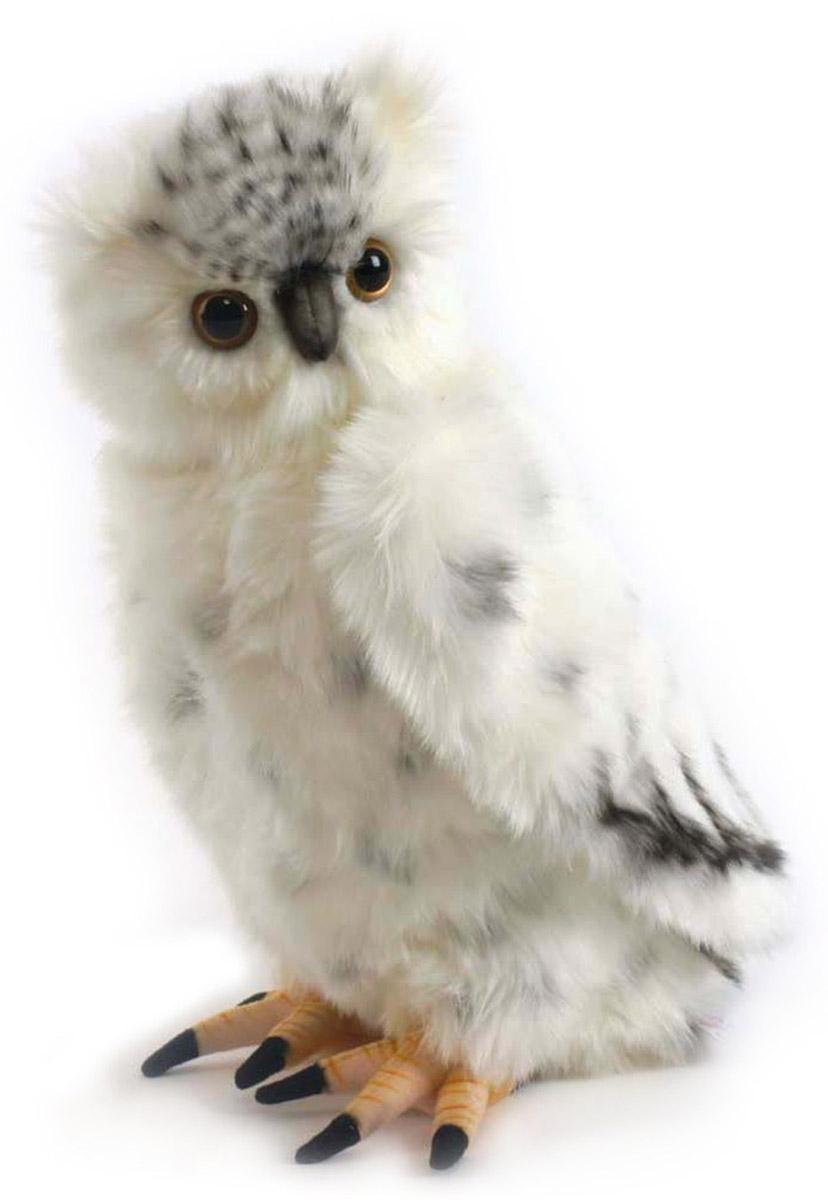 Hansa Мягкая игрушка Полярная сова 33 см