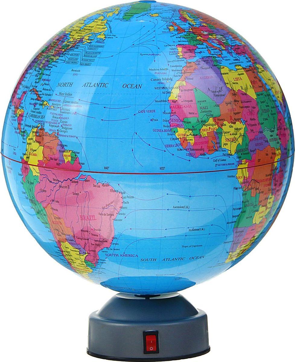 Глобус на английском языке диаметр 20 см 13670181367018