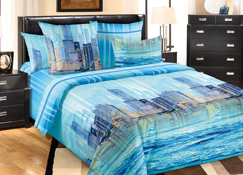 Комплект белья Primavera Мегаполис, евро, наволочки 70x7092120Комплект постельного белья Primavera Мегаполис является экологически безопасным для всей семьи, так как выполнен из высококачественного перкаля. Комплект состоит из пододеяльника на молнии, простыни и двух наволочек. Постельное белье оформлено ярким рисунком города и имеет изысканный внешний вид. Перкаль представляет собой очень прочную ткань высочайшего качества, которую производят из чесаного хлопка. Перкаль обладает матовой, слегка бархатистой поверхностью. Несмотря на высокую прочность и плотность, перкаль - мягкий и нежный материал. Приобретая комплект постельного белья Primavera Мегаполис, вы можете быть уверенны в том, что покупка доставит вам и вашим близким удовольствие и подарит максимальный комфорт.