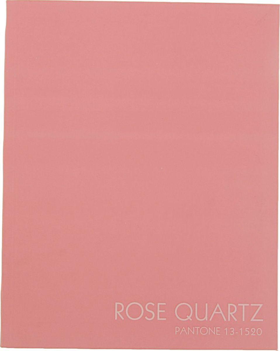 Эксмо Записная книжка Цвета года Розовый кварц 96 листов в клетку записная книжка мой шоппинг 96 листов