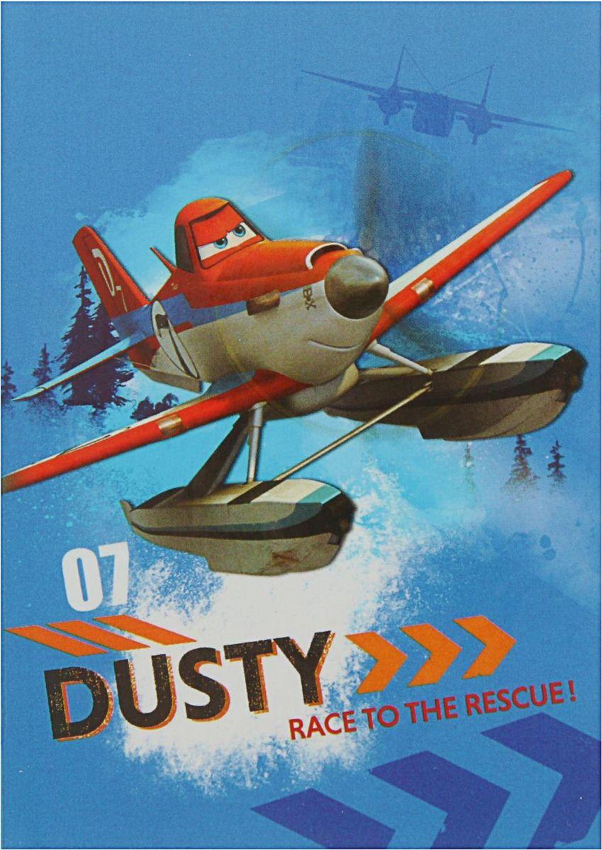 Disney Записная книжка Самолеты Огонь и Вода-34 64 листа2312044