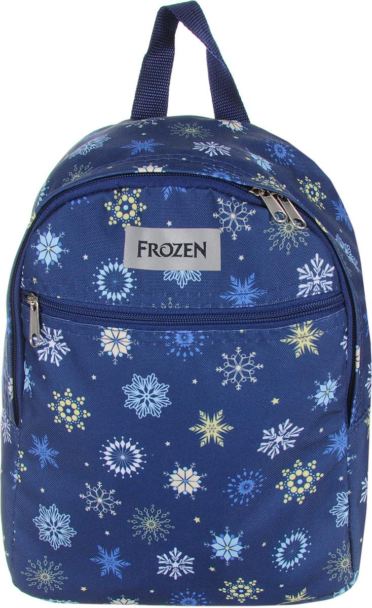 Рюкзак Elisir, цвет: синий, 30 х 23 см. DE-FR001-RD0001 рюкзак для мальчика elisir цвет черный de dv009 gs0007 000