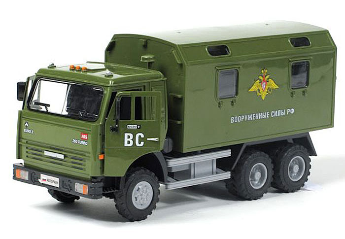 ТехноПарк Грузовик Вооруженные силы игрушка shantou daxiang 47936