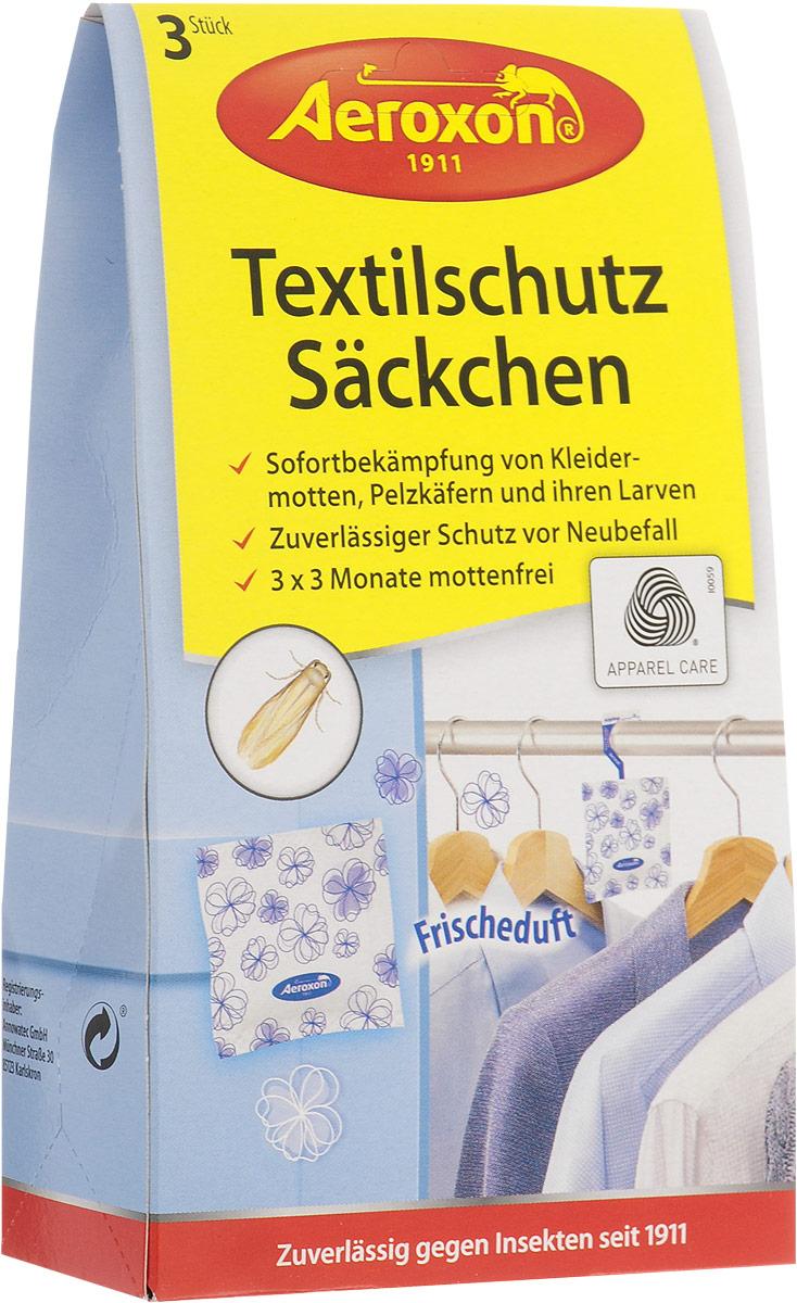 Мешочки для защиты тканей от моли