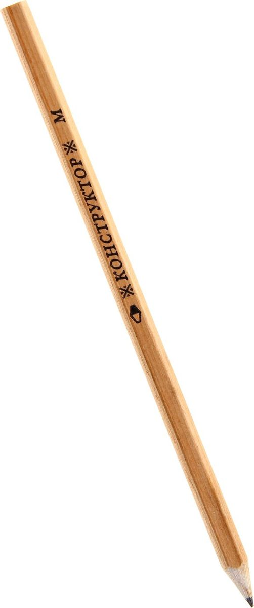 Красин Карандаш чернографитный Конструктор Винтаж твердость B1071580Простые чернографитные карандаши - основа любого художественного начинания. Что бы вы ни делали - эскизы, рисунки, наброски - этот инструмент становится важнейшим и незаменимым помощником. Очень важно, чтобы грифель был качественным, не оставлял неряшливых и неопрятных следов, не пачкал руки и не ломался.