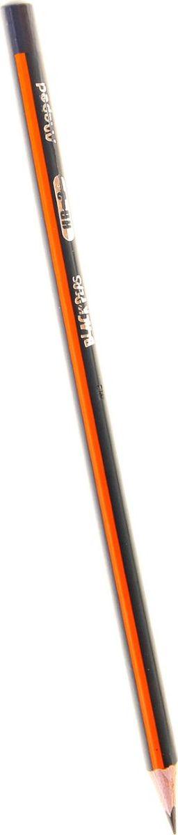 Maped Карандаш чернографитный Black Peps1082627Простые чернографитные карандаши — основа любого художественного начинания. Что бы вы ни делали — эскизы, рисунки, наброски, пометки — этот инструмент становится важнейшим и незаменимым помощником. Очень важно, чтобы грифель был качественным, не оставлял неряшливых и неопрятных следов, не пачкал руки и не ломался. Maped Black Peps - чернографитный карандаш эргономичной трехгранной формы.Качественная древесина (американская липа) - гарантия легкого затачивания при помощи стандартных точилок.Прочный грифель устойчив к ударам.