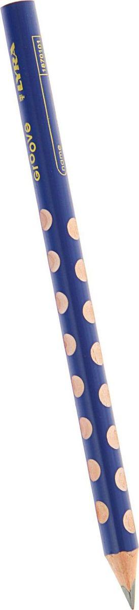 Lyra Карандаш чернографитный Groove Graphit Maxi1850417Чернографитовый карандаш Groove Graphit Maxi станет незаменимым атрибутом для учебы или работы. Карандаш оснащен эргономичной трехгранной формой. Качественная мягкая древесина карандаша идеальна для хорошего затачивания.