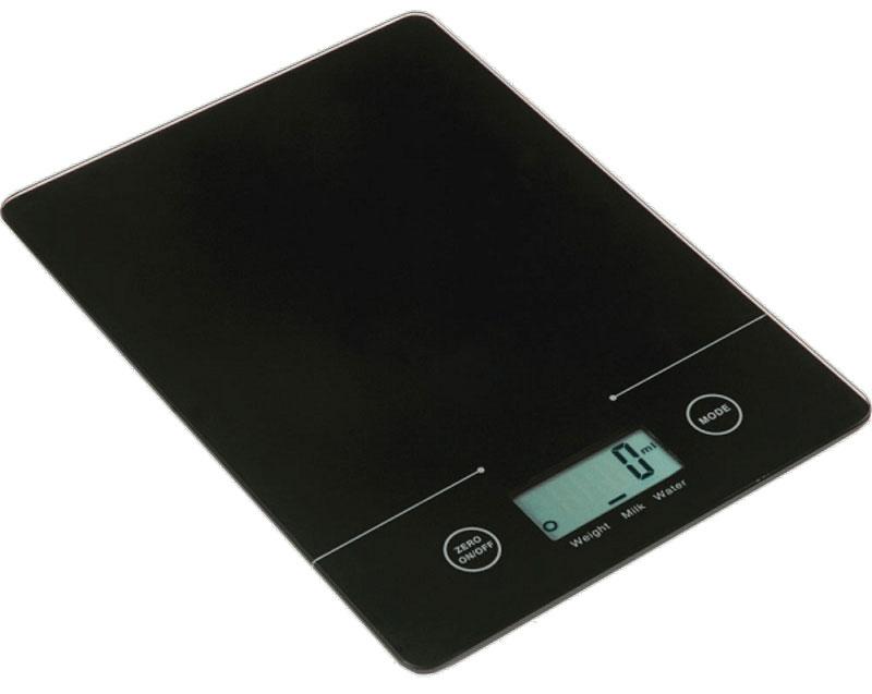 Ves EK9150-S10 кухонные весыEK9150-S10Кухонные электронные весы Ves EK9150-S10 - незаменимые помощники современной хозяйки. Они помогут точно взвесить любые продукты и ингредиенты. Кроме того, позволят людям, соблюдающим диету, контролировать количество съедаемой пищи и размеры порций. Предназначены для взвешивания продуктов с точностью измерения 1 грамм.АвтообнулениеРазмер дисплея: 40,5 мм х 19 ммИндикация объема воды и молокаПлатформа из 3 мм закалённого стекла