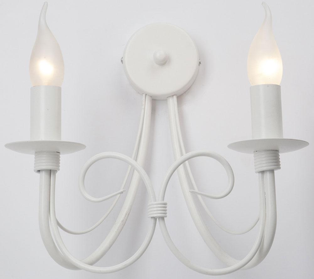 Светильник настенный Vitaluce, 2 х E14, 60 Вт. V3408/2AV3408/2AСветильник Vitaluce, выполненный из высококачественных материалов, крепится к стене. Изделие имеет оригинальный дизайн. Оно дополнит интерьер спальной комнаты или гостиной.