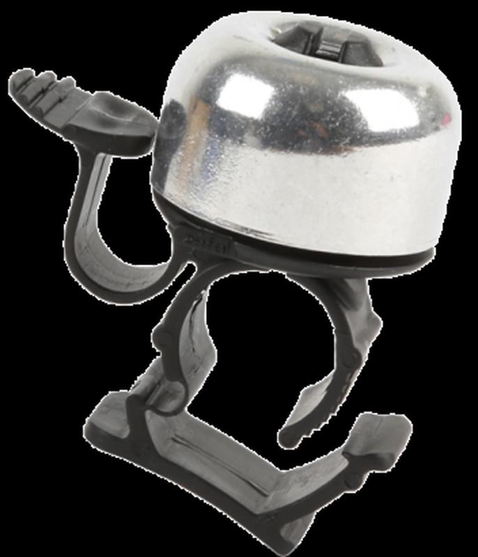 Звонок велосипедный Zefal Piing, цвет: серый металлик1060BГромкий и узнаваемый звук велосипедного звонка Zefal Piing поможет обозначить себя на дороге и сделать движение более безопасным. Широкий язычок звонка удобен при использовании даже в перчатках. Звонок легко и быстро устанавливается без инструментов на рули диаметром от 19 до 26,4 мм. ZEFAL – старейший французский производитель велосипедных аксессуаров премиального качества, основанный в 1880 году, является номером один на французском рынке велосипедных аксессуаров.• Лёгкий алюминиевый корпус. • Устанавливается без инструментов. • Для рулей от 19 до 26,4 мм.