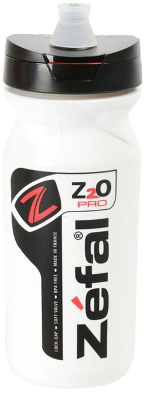 Фляга велосипедная Zefal Z2O Pro 65, цвет: белый, 650 мл143AСамая технически продвинутая фляга Zefal Z2O Pro 65 отличается наличием двойной системы закрытия фляги: для катания и транспортировки. Для транспортировки фляги в рюкзаке и предотвращения протечек на 100% вы можете закрыть основной клапан поворотом крышки. Силиконовый питьевой порт добавляет комфорта при питье: для открытия фляги порт достаточно сжать зубами. Все фляги производятся из пищевого полипропилена, который не содержит BPA, не имеет запаха, не влияет на вкус напитка и на 100% безопасен.ZEFAL – старейший французский производитель велосипедных аксессуаров премиального качества, основанный в 1880 году, является номером один на французском рынке велосипедных аксессуаров.• Мягкий силиконовый питьевой порт. • Полное закрытие фляги поворотом крышки. • Подходит ко всем флягодержателям.