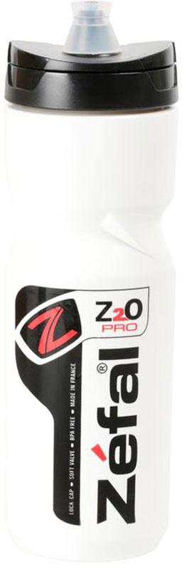 Фляга велосипедная Zefal Z2O Pro 80, цвет: белый, 800 мл144AСамая технически продвинутая фляга Zefal Z2O Pro 80 отличается наличием двойной системы закрытия фляги: для катания и транспортировки. Для транспортировки фляги в рюкзаке и предотвращения протечек на 100% вы можете закрыть основной клапан поворотом крышки. Силиконовый питьевой порт добавляет комфорта при питье: для открытия фляги порт достаточно сжать зубами. Все фляги производятся из пищевого полипропилена, который не содержит BPA, не имеет запаха, не влияет на вкус напитка и на 100% безопасен.ZEFAL – старейший французский производитель велосипедных аксессуаров премиального качества, основанный в 1880 году, является номером один на французском рынке велосипедных аксессуаров.• Мягкий силиконовый питьевой порт. • Полное закрытие фляги поворотом крышки. • Подходит ко всем флягодержателям.