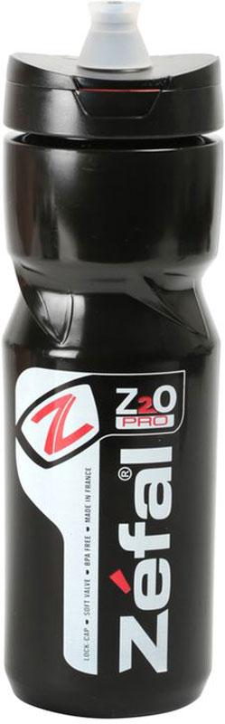 Фляга велосипедная Zefal Z2O Pro 80, цвет: черный, 800 мл144BСамая технически продвинутая фляги Zefal Z2O Pro 80 отличается наличием двойной системы закрытия фляги: для катания и транспортировки. Для транспортировки фляги в рюкзаке и предотвращения протечек на 100% вы можете закрыть основной клапан поворотом крышки. Силиконовый питьевой порт добавляет комфорта при питье: для открытия фляги порт достаточно сжать зубами. Все фляги производятся из пищевого полипропилена, который не содержит BPA, не имеет запаха, не влияет на вкус напитка и на 100% безопасен.ZEFAL – старейший французский производитель велосипедных аксессуаров премиального качества, основанный в 1880 году, является номером один на французском рынке велосипедных аксессуаров.• Мягкий силиконовый питьевой порт. • Полное закрытие фляги поворотом крышки. • Подходит ко всем флягодержателям.