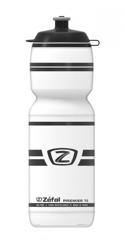 Фляга велосипедная Zefal Premier 75, цвет: прозрачный, 750 мл1603CЕсли вы стремитесь быть первым и на счету каждый грамм веса, то серия самых лёгких и популярных фляг Zefal Premier 75 – это то, что вам нужно! Профессиональные гонщики так же любят эти фляги за систему открытия/закрытия фляги Clip-Cap, которой очень легко пользоваться. Все фляги производятся из пищевого полипропилена, который не содержит BPA, не имеет запаха, не влияет на вкус напитка и на 100% безопасен.ZEFAL – старейший французский производитель велосипедных аксессуаров премиального качества, основанный в 1880 году, является номером один на французском рынке велосипедных аксессуаров.• Можно мыть в посудомоечной машине. • Подходит ко всем флягодержателям.