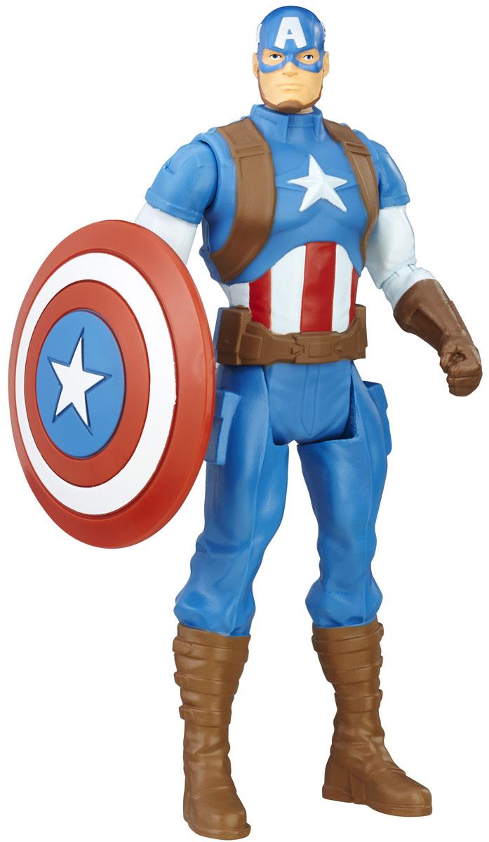 Avengers Фигурка Captain America avengers маска captain america цвет голубой