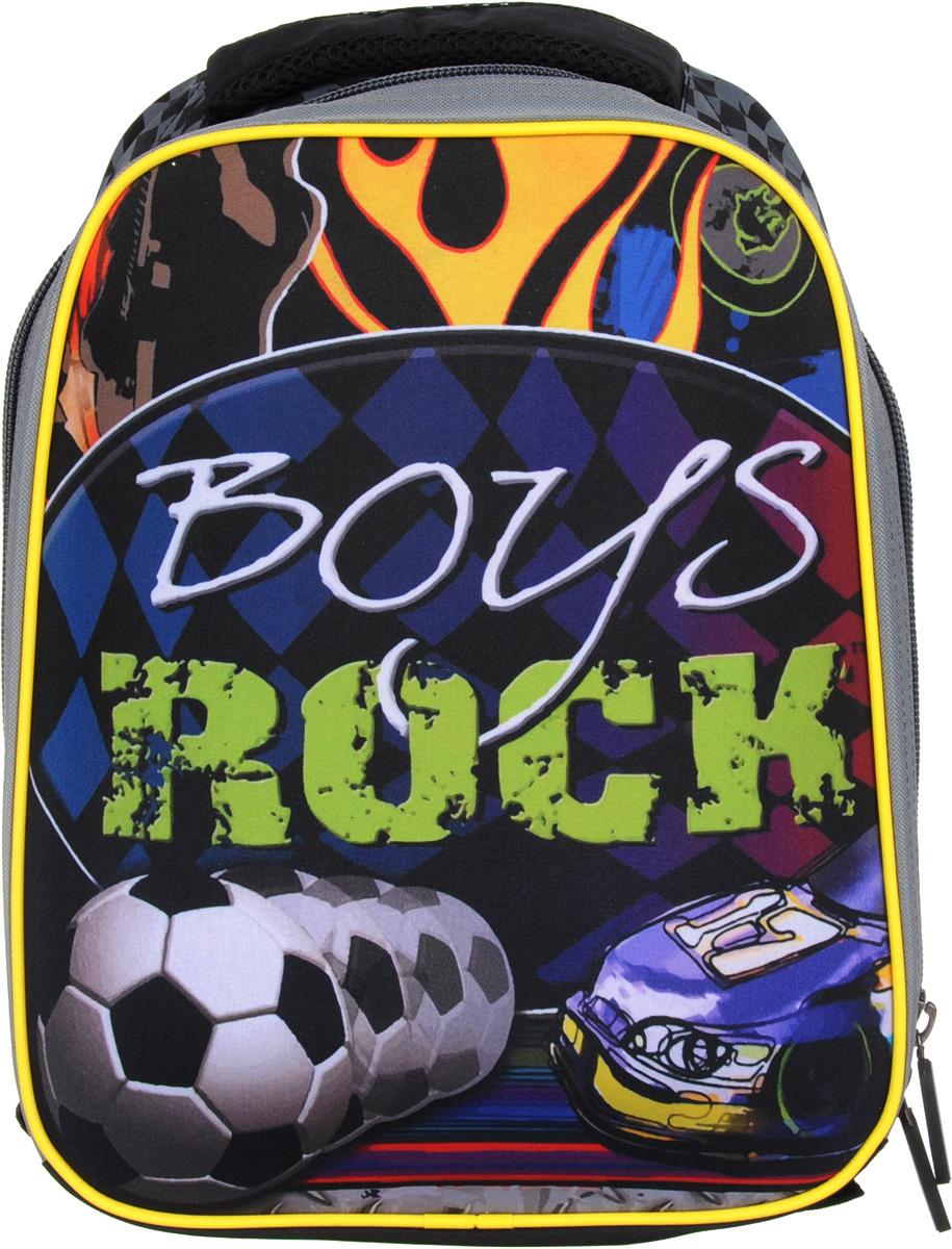 Centrum Ранец школьный Rock centrum школьный ранец max steel 86960