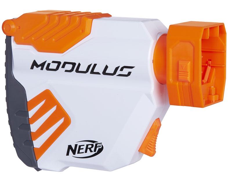 Nerf Аксессуар для бластеров Рукоятка бластера B6321_C0388 nerf аксессуар для бластеров лазерный прицел