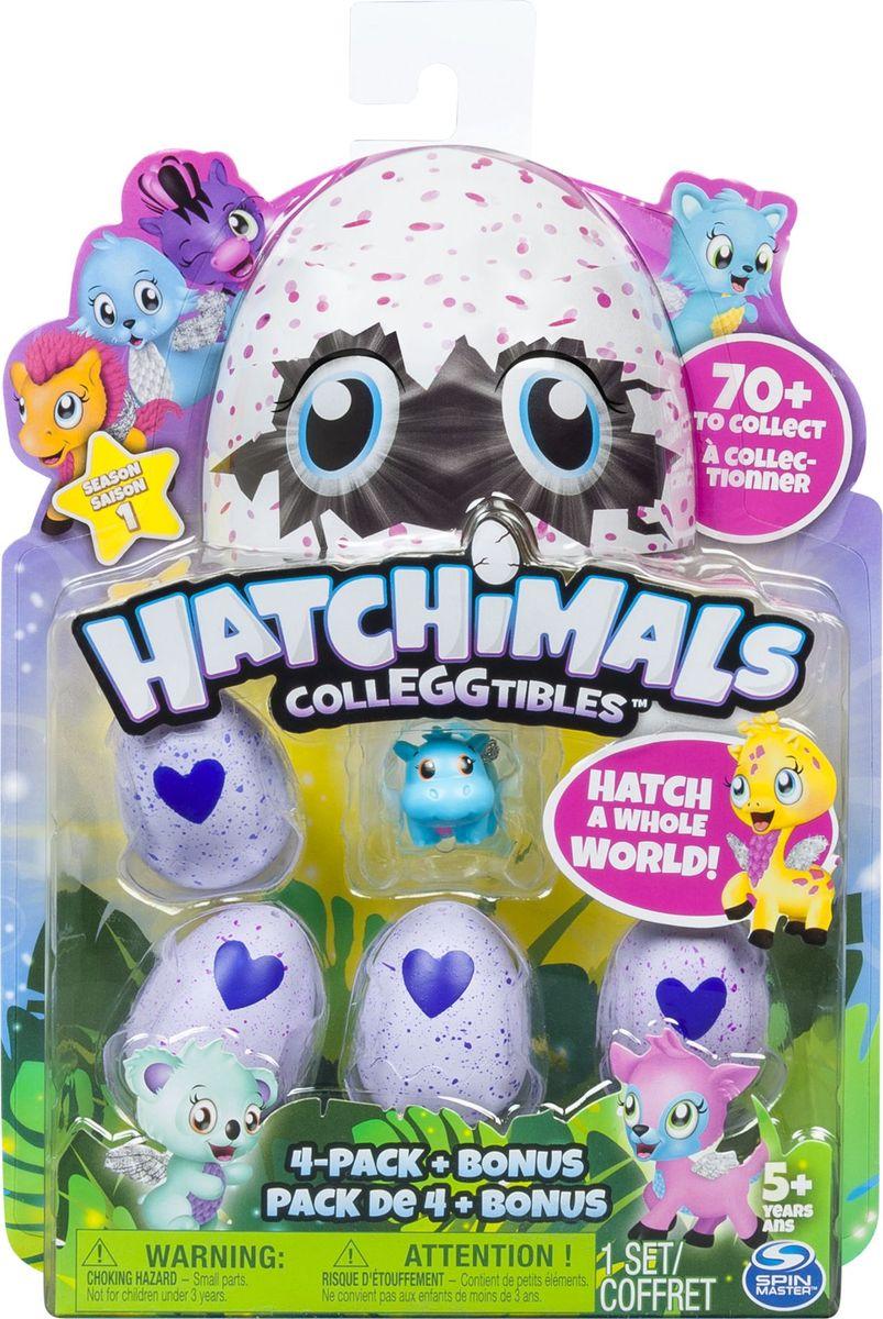 Hatchimals Коллекционная фигурка 4 шт + бонус какой велик годовалому малышу