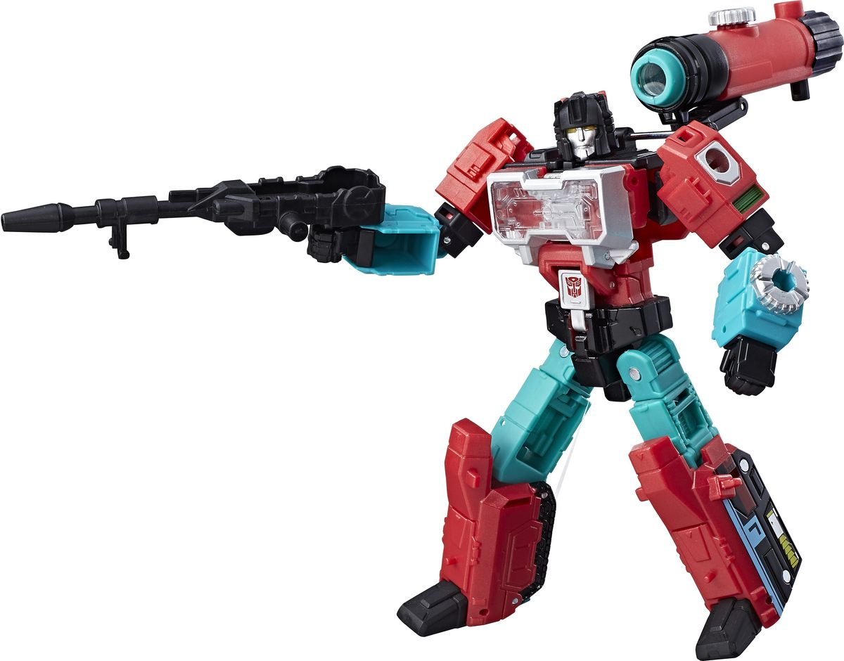 Transformers Трансформер Titans Return Convex & Perceptor - Фигурки