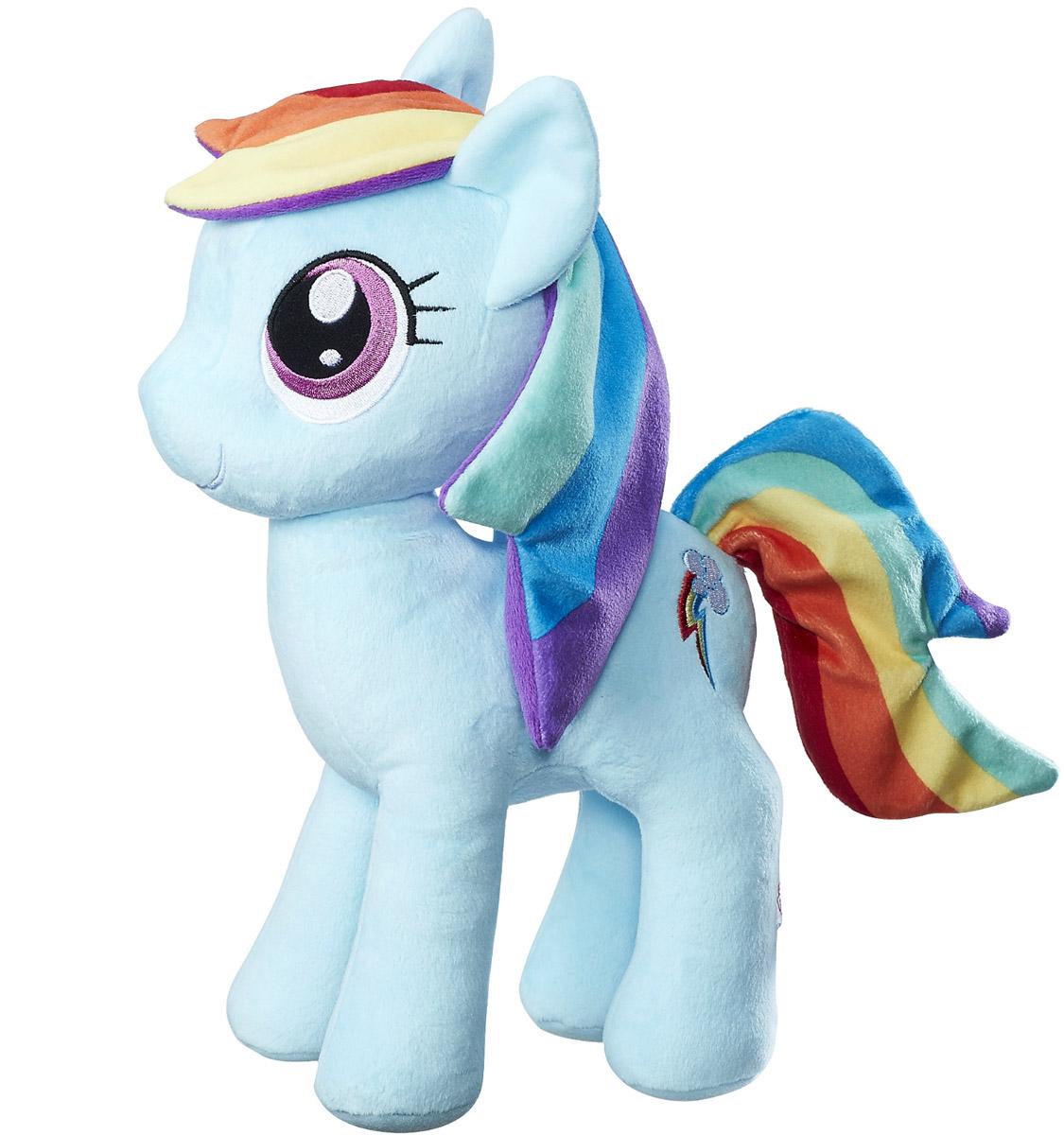 My Little Pony Мягкая игрушка Rainbow Dash 30 см мульти пульти мягкая игрушка принцесса луна 18 см со звуком my little pony мульти пульти
